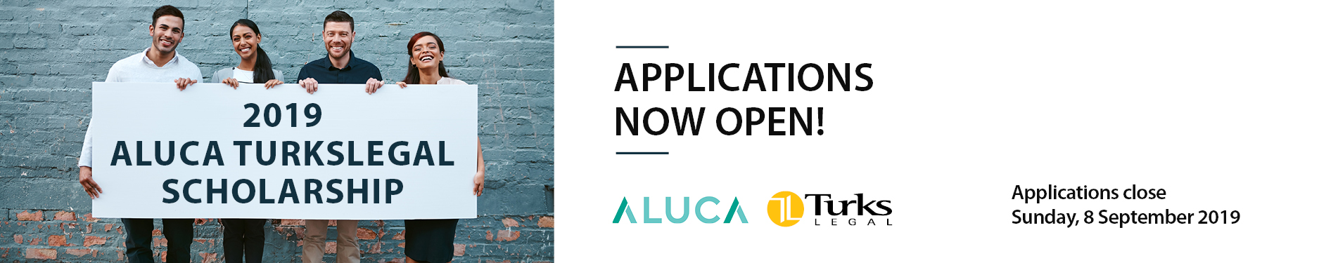 2019 ALUCA TurksLegal Scholarship